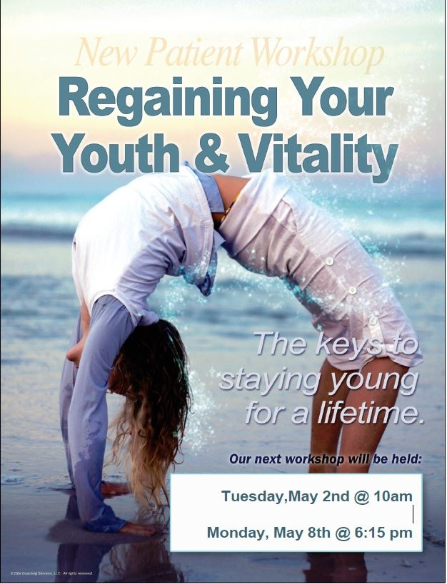 Manahawkin Chiropractor | Manahawkin chiropractic Youth & Vitality Workshop |  NJ |